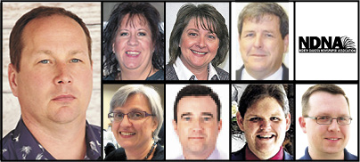 North Dakota Newspaper Association Board of Directors