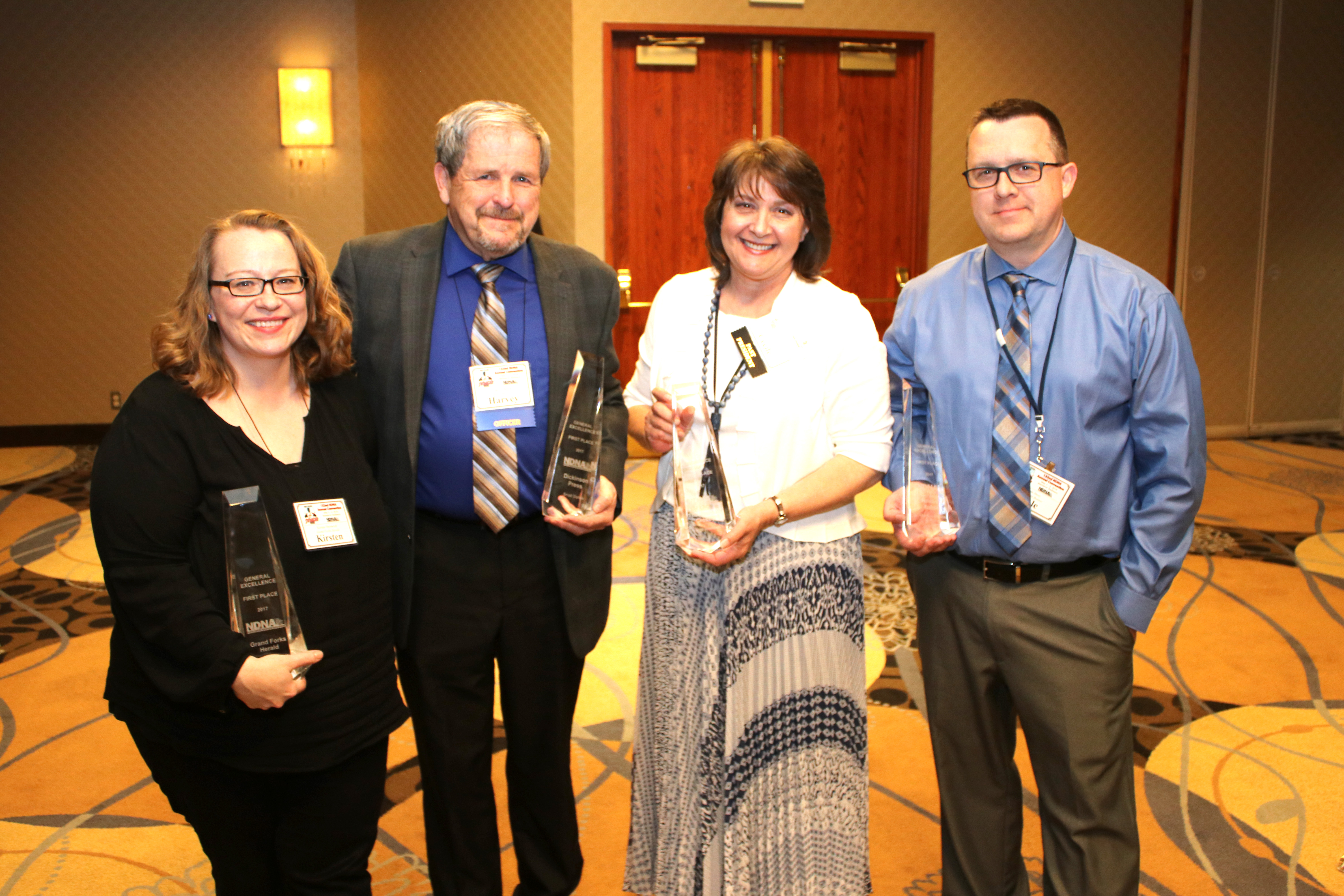 State's top newspapers recognized